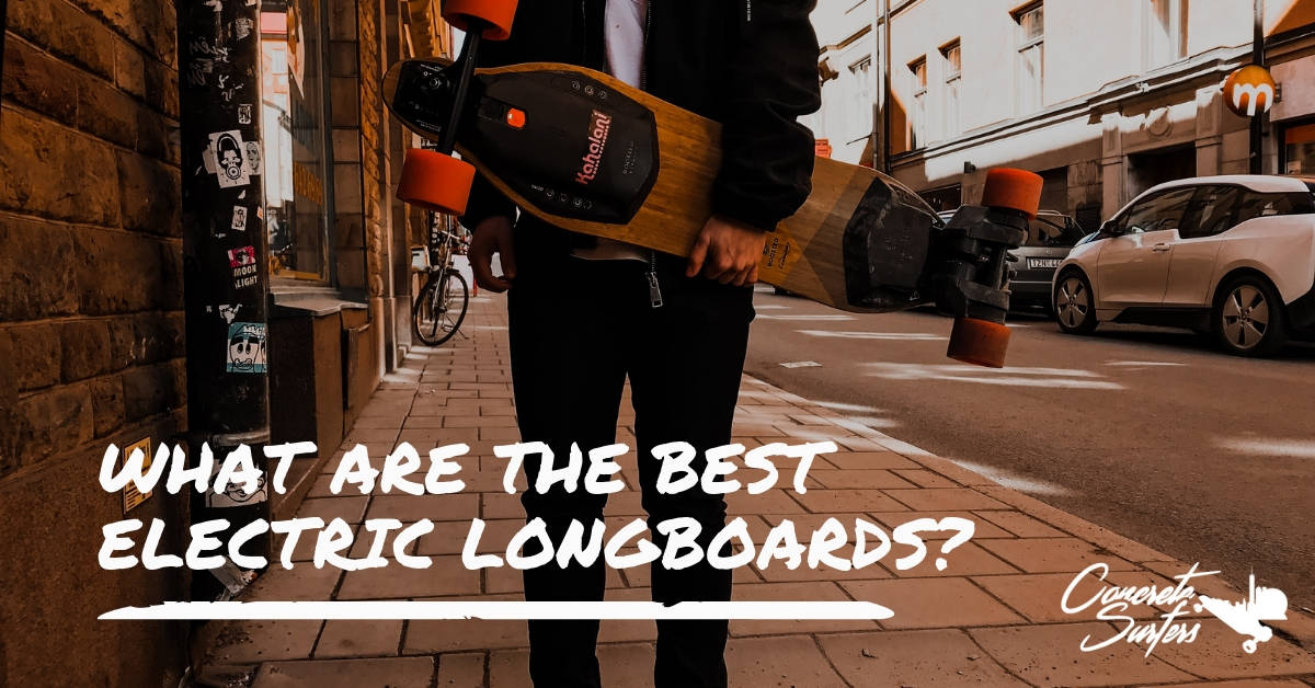 What's the Best Electric Longboard in 2020? Top 5 Models Reviewed