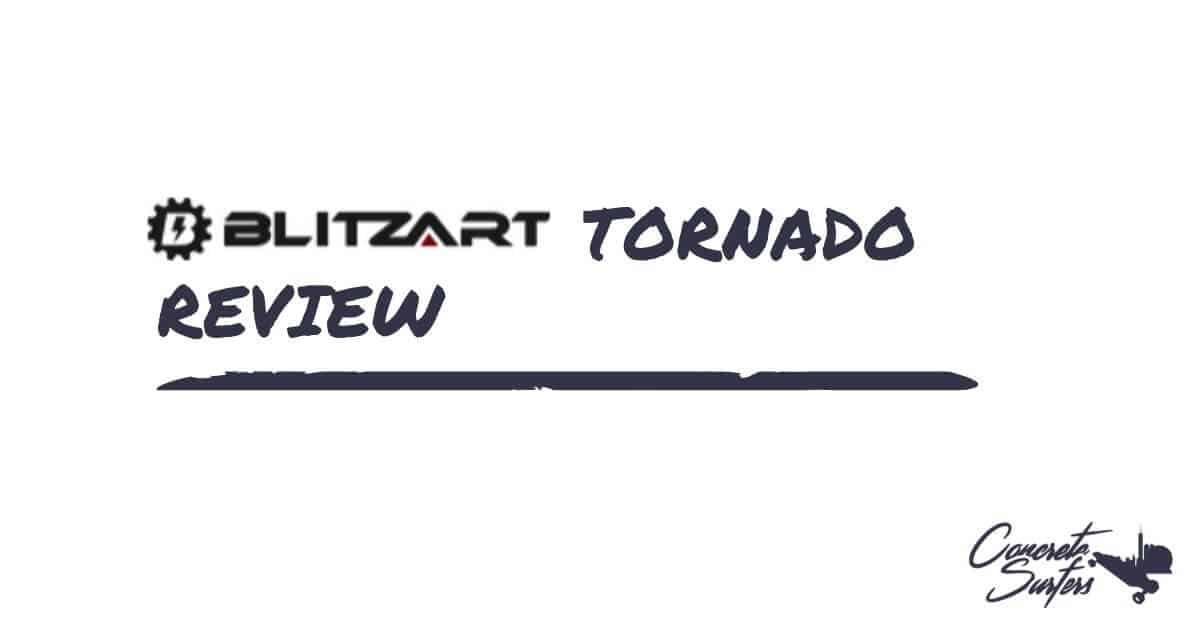 Blitzart Tornado review: middle-of-the road power, top-of-the-line quality