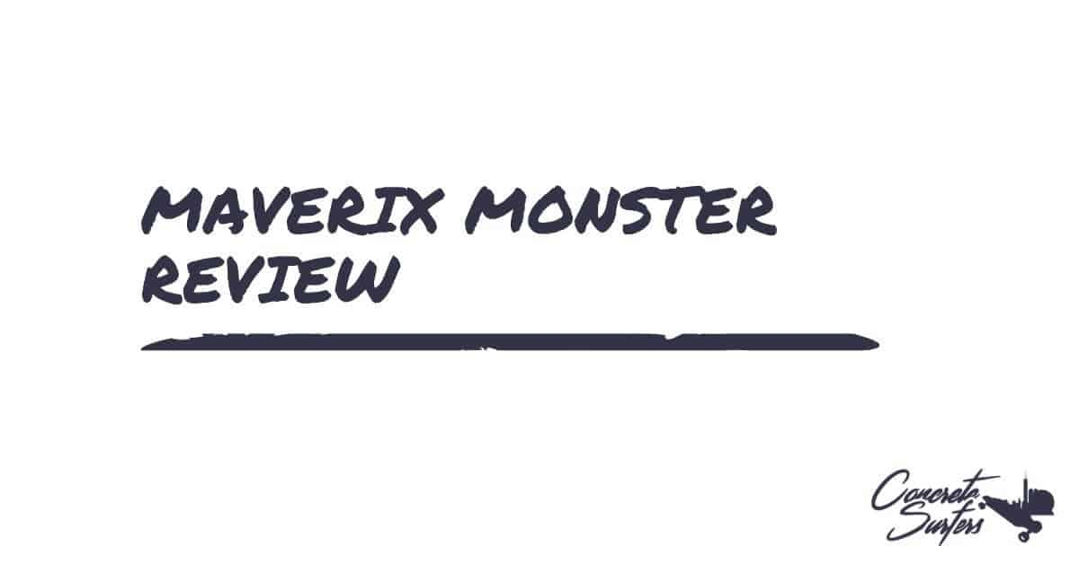 Maverix Monster Review: Great for Little Riders