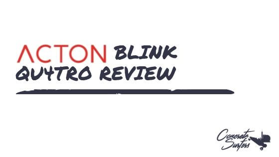 ACTON Blink Qu4tro Review: Power and Durability