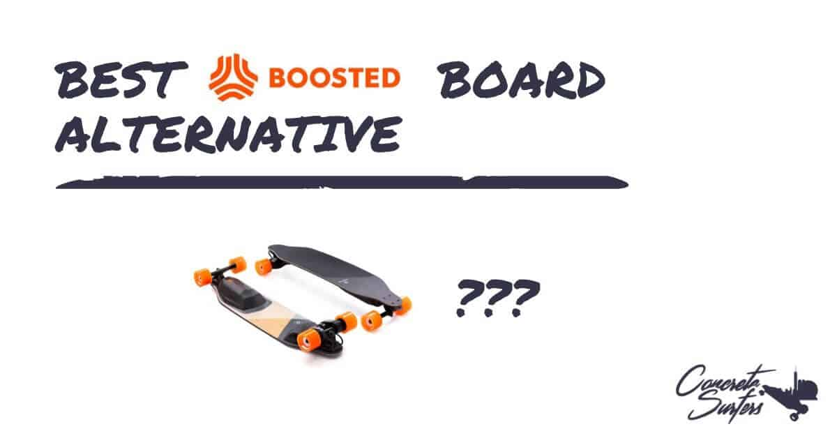 The Best Boosted Board Alternatives