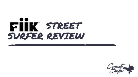 Fiik Street Surfer review – long range ATV electric skateboard