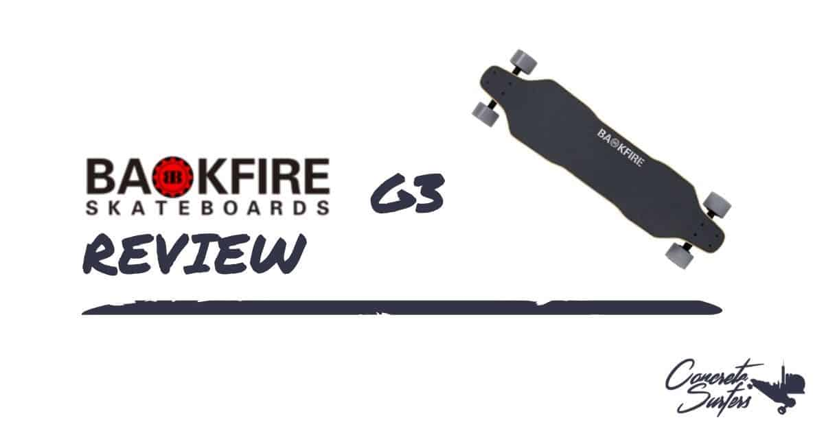 Backfire G3 Review: Best electric skateboard under $1,000?
