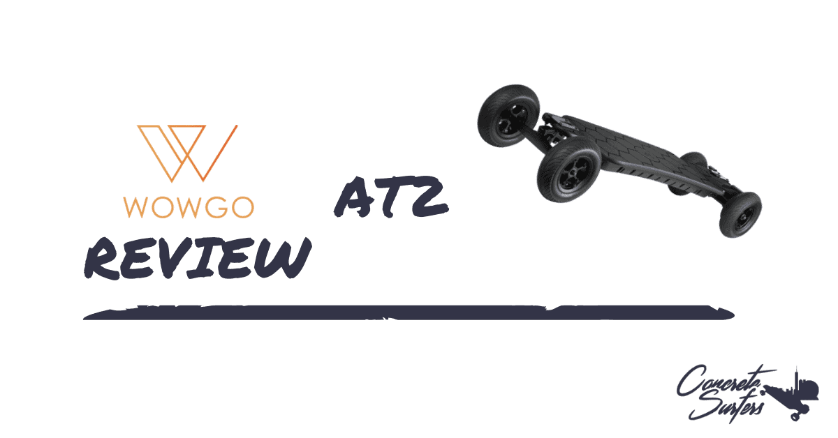 WowGo AT2 Review: The most versatile all terrain e-board?