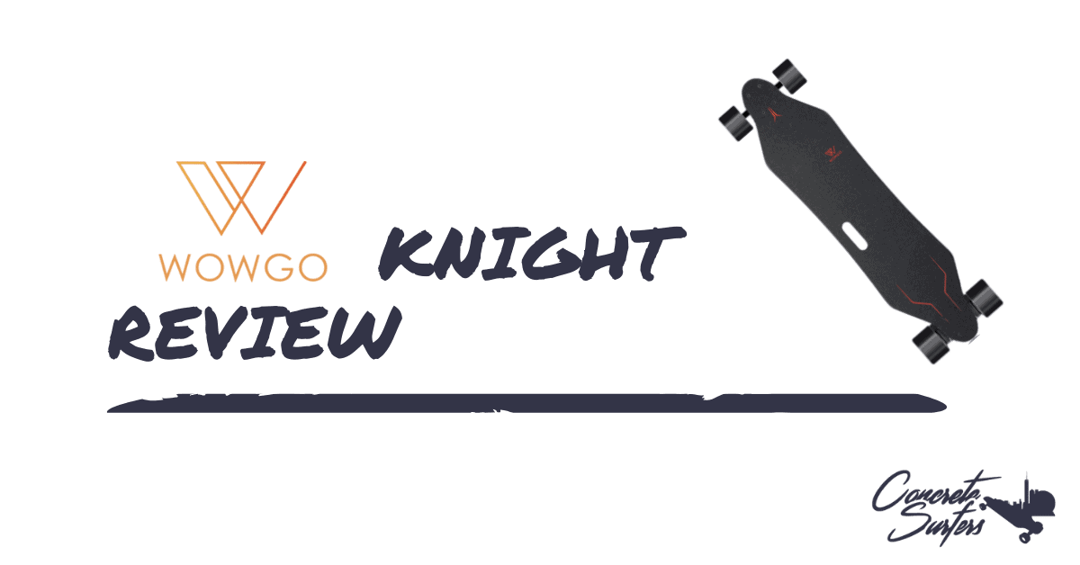 WowGo Knight Review: The best cheap electric skateboard?